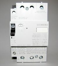SIEMENS 50A SIRIUS OVERCURRENT BREAKER 3 Phase 3RV1742-5JD10
