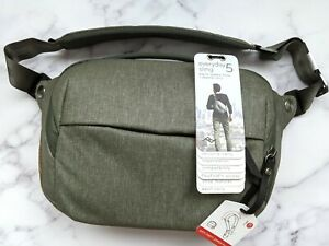 Open Box! Peak Design Everyday Sling 5L Camera Bag - Sage (Green)