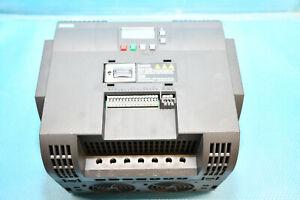 Siemens 6SL3210-5BE31-5CV0 SINAMICS V20 Frequenzumrichter 15kW. Neuwertig!