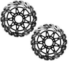 Trick Front Rotors - Yamaha 2007-2014 R1 Brake Discs 14 13 12 11 10 09 08 07
