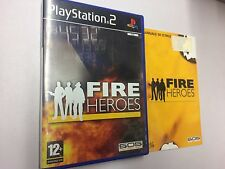 FIRE HEROES  PS2 2 PAL USATO