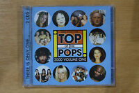 Top Of The Pops 2000 Volume One - Shania Twain Jay-Z,  Britney Spears (Box C102)