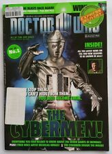 Dr Doctor Who Magazine Issue 426 Sept 2010 Matt Smith Cybermen Nicholas Briggs