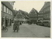 Dinkelsbühl, Original-Photographie um 1936