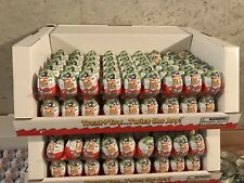 Lot of 30 Kinder Joy Chocolate Eggs Surprise Jurassic World Limited Edition!!!