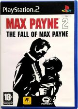 Gioco PS2 Max Payne 2 The Fall of Max Payne - Rockstar Sony Playstation 2 Usato