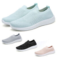 Women's Walking Shoes Casual Breathable Lightweight Sport Running Sneakers Gym