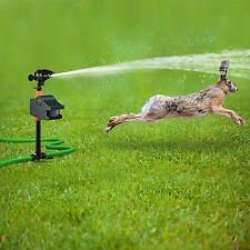 Sprinkler Motion Activated Animal Deterrent,Repellent,Water Spray,Scarecrow Away