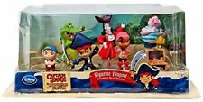 Disney Jake and the Neverland Pirates Figurine Playset - New / Sealed