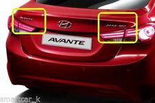 2011 2012 2013 2014 2015 2016 Hyundai Elantra OEM Avante + M16GDi emblem badge