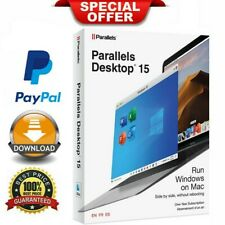Parallels Desktop 15 for Mac Run Windows On Mac 🔥 INSTANT DELIVERY 30 SECOND 🔥