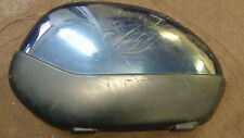 HONDA NT650 V DEAUVILLE Right HAND SIDE PANNIER BOX LID COVER Blue RH Pre 2002
