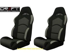Drift Sports Seats Club Racing, Drift, Street ADR Approved Nissan, Toyota,Holden