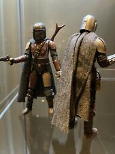 Star Wars Black Series The Mandalorian Custom Soft Goods Cape NO FIGURE