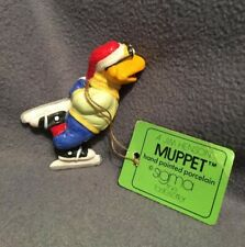 Muppet Scooter / skating / Christmas tree ornament by Sigma 1980