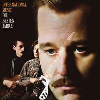 INTERNATIONAL MUSIC - DIE BESTEN JAHRE   CD NEW