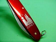 Victorinox / Elinox / Zurich 84mm popular Swiss Army Knife
