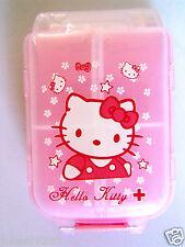 Hello Kitty medicijnendoosje apotheekdoosje (mod B)