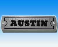AUSTIN MINI COOPER A - Series Rocker Cover / Chassis Vehicle Plate