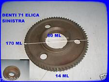 AUTOCARRI FIAT 619-691-697-180NC- Ingranaggio Comando Pompa Olio 4622115