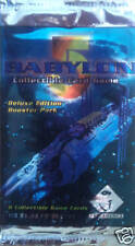 BABYLON 5 DELUXE EDITION BOOSTER PACK