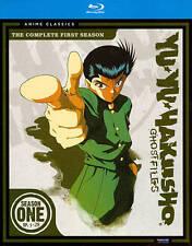 Yu Yu Hakusho: Season One (Blu-ray Disc, 2011, 3-Disc Set)