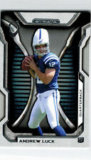 2012 Topps Strata Football HOBBY Version  #150 Andrew Luck RC COLTS