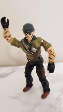 Fuerza de acción GI Joe 1987 túnel Rata e.o.d v1 Figura Suelta Juguete Vintage Hasbro
