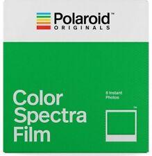Polaroid Sofortbildfilm für Image/Spectra Kameras (Color) NEW 8 Aufnahmen 4678