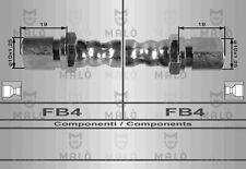 Tubo freno posteriore Fiat 500 L / R - 126 - 900 T - 1 COPPIA