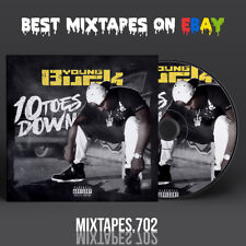 Young Buck - 10 Toes Down Mixtape (Full Artwork CD/FrontBack Cover)