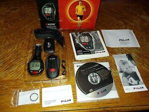 Polar S625X heart rate monitor Running Computer