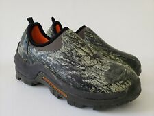Muck Boot Mens 4.5/5 Women 6/6.5  Muckster II Low Realtree Rubber Hunting Shoe