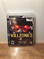 Killzone 2 (Sony PlayStation 3, 2009) PS3, Complete