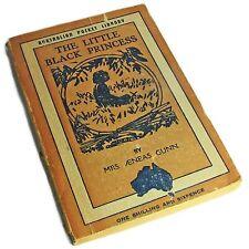 Vintage 1947 The Little Black Princess of Never-Never Book