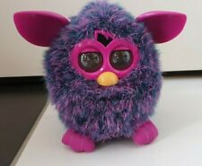 Pink Purple 2012 Furby Boom Voodoo Magic, tested and working Hasbro