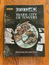 D&D Eberron - Sharn: City of Towers