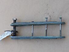 Used Irwin 27 Bronze Tiller Strap Sailboat Boat Marine (#605)