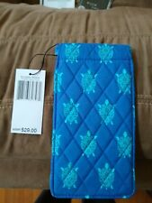 NWT Vera Bradley SUNGLASS SLEEVE in Marine Turtles