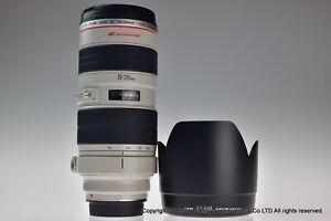 MINT Canon EF 70-200mm f/2.8 L USM