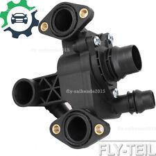 Boitier Thermostat d Eau-Véhicule pour Citroen C5 C6 Peugeot 407 2,7 3,0 Hdi 🚚