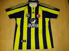 Fenerbahce Traf / Trikot / Jersey - Home 2004/2005  - Adidas Gr. S