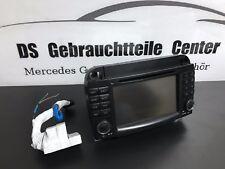 Mercedes S-Klasse W220 CL W215 Comand Navi TV DVD Radio