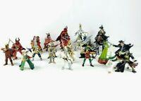Lot 18 PAPO Schliech Fantasy Knights & Horses