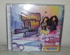 CD + DVD SHAKE IT UP - DANCE DANCE - SOUNDTRACK FROM DISNEY - NUOVO NEW