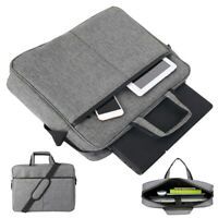 15.6inch Laptop Bag Carry Case Sleeve For Dell HP Sony Acer Samsung Notebook UK
