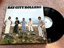 "Bay City Rollers ""dedication"", Org. 1976, glam rock, EX/EX"
