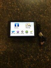"""TomTom VIA 1605 4EN62 6"""" GPS Navigator TESTED WORKS GREAT"""