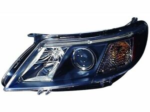 Left Headlight Assembly For 08-10 Saab 93 SQ39C7