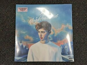 Troye Sivan Blue Neighbourhood Record Pink Vinyl 2 LP New Sold Out